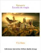 P.G Rato - RatwartsEscuela de magia