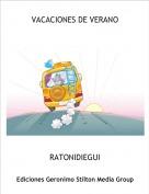 RATONIDIEGUI - VACACIONES DE VERANO