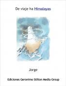 Jorge - De viaje ha Himalayas