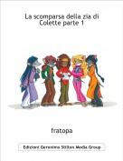 fratopa - La scomparsa della zia di Colette parte 1