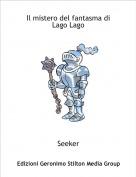 Seeker - Il mistero del fantasma di Lago Lago