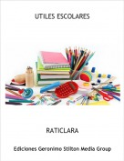 RATICLARA - UTILES ESCOLARES