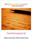 TopellaFormaggiosa 96 - Alla Ricerca Dell'Ispirazione! Per Trilli Scrittrice