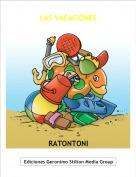 RATONTONI - LAS VACACIONES