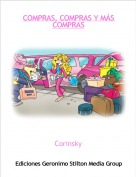 Corinsky - COMPRAS, COMPRAS Y MÁS COMPRAS