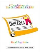 MaryF Leggitutto. - Il Topo-Diploma da...FAN DI GERONIMO STILTON!