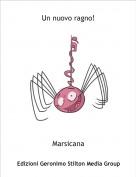 Marsicana - Un nuovo ragno!