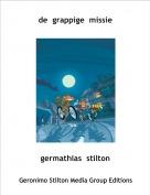 germathias  stilton - de  grappige  missie