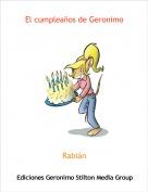 Rabián - El cumpleaños de Geronimo