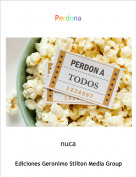 nuca - Perdona