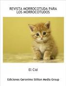 El Cid - REVISTA MORROCOTUDA PARA LOS MORROCOTUDOS