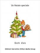 Occhi  d'oro - Un Natale speciale