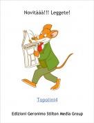 Topolini4 - Novitààà!!! Leggete!