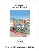 hasoeni - de druke rokford boek 2