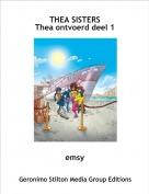 emsy - THEA SISTERSThea ontvoerd deel 1