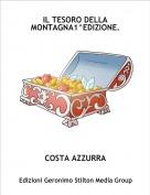 COSTA AZZURRA - IL TESORO DELLA MONTAGNA1^EDIZIONE.