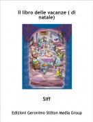 Siff - Il libro delle vacanze ( di natale)