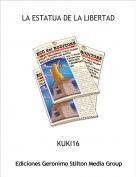 KUKI16 - LA ESTATUA DE LA LIBERTAD