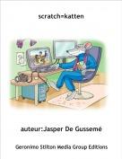 auteur:Jasper De Gussemé - scratch=katten