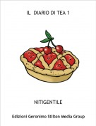 NITIGENTILE - IL  DIARIO DI TEA 1