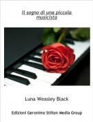 Luna Weasley Black - Il sogno di una piccola musicista