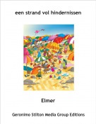 Elmer - een strand vol hindernissen
