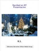 R.S. - Navidad en NYPresentacion