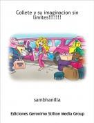 sambhanilla - Collete y su imaginacion sin limites!!!!!!!