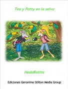 HadaRatita - Tea y Patty en la selva