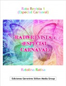Ratolina Ratisa - Rato Revista 1(Especial Carnaval)