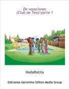 HadaRatita - De vacaciones (Club de Tea)/parte 1