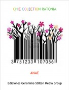 ANAE - CHIC COLECTION RATONIA