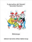 Bibliotopo - Il giornalino del Natale!Secondo Numero