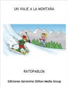 RATOPABLO6 - UN VIAJE A LA MONTAÑA
