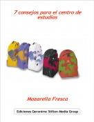 Mozarella Fresca - 7 consejos para el centro de estudios