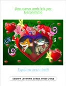 Topolina occhi belli - Una nuova amicizia per Geronimmo
