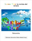 Ratonzita - Summer Time: la revista del verano