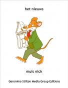muis nick - het nieuws