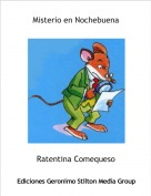 Ratentina Comequeso - Misterio en Nochebuena