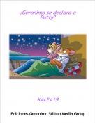 KALEA19 - ¿Geronimo se declara a Patty?