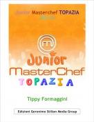 Tippy Formaggini - Junior Masterchef TOPAZIA(Ep.2)