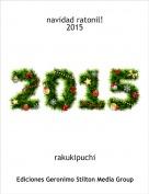 rakukipuchi - navidad ratonil!2015