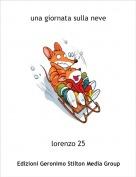 lorenzo 25 - una giornata sulla neve