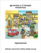 toposamuel - geronimo e il tempio misterioso