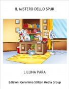 LILLINA PARA - IL MISTERO DELLO SPUK