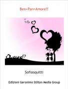 Sofiasquitti - Ben+Pan=Amore!!