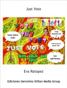 Eva Ratopez - Just Vote