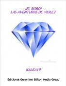 KALEA19 - ¡EL ROBO!LAS AVENTURAS DE VIOLET