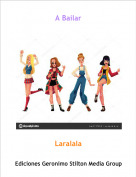 Laralala - A Bailar