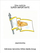Jasminnita - Una noticia SUPER IMPORTANTE